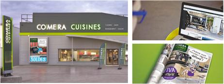 identité, site et catal Cuisines