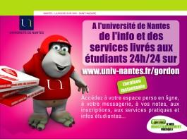 Services en ligne Université