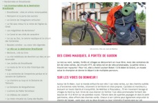site Destination Broceliande