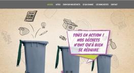 Site gestion des déchets
