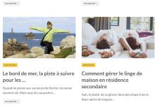 blog maison secondaire