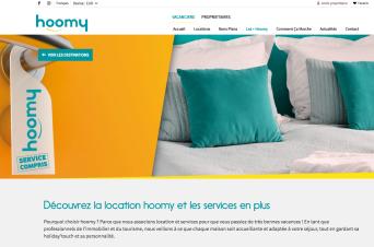 Site hoomy
