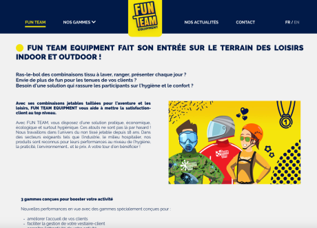 site Fun Team